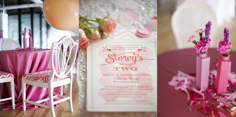 Styling & Design by Ashley Nicole Events. Photos by Laura Murray Photography.