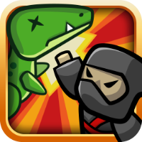 Ninja Dino Showdown!?