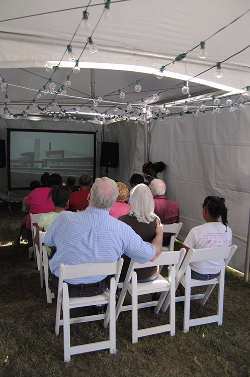Screening of the Neighborhood Stories film