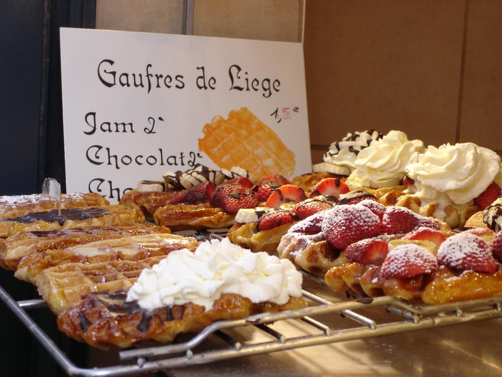 Waffles, Belgium