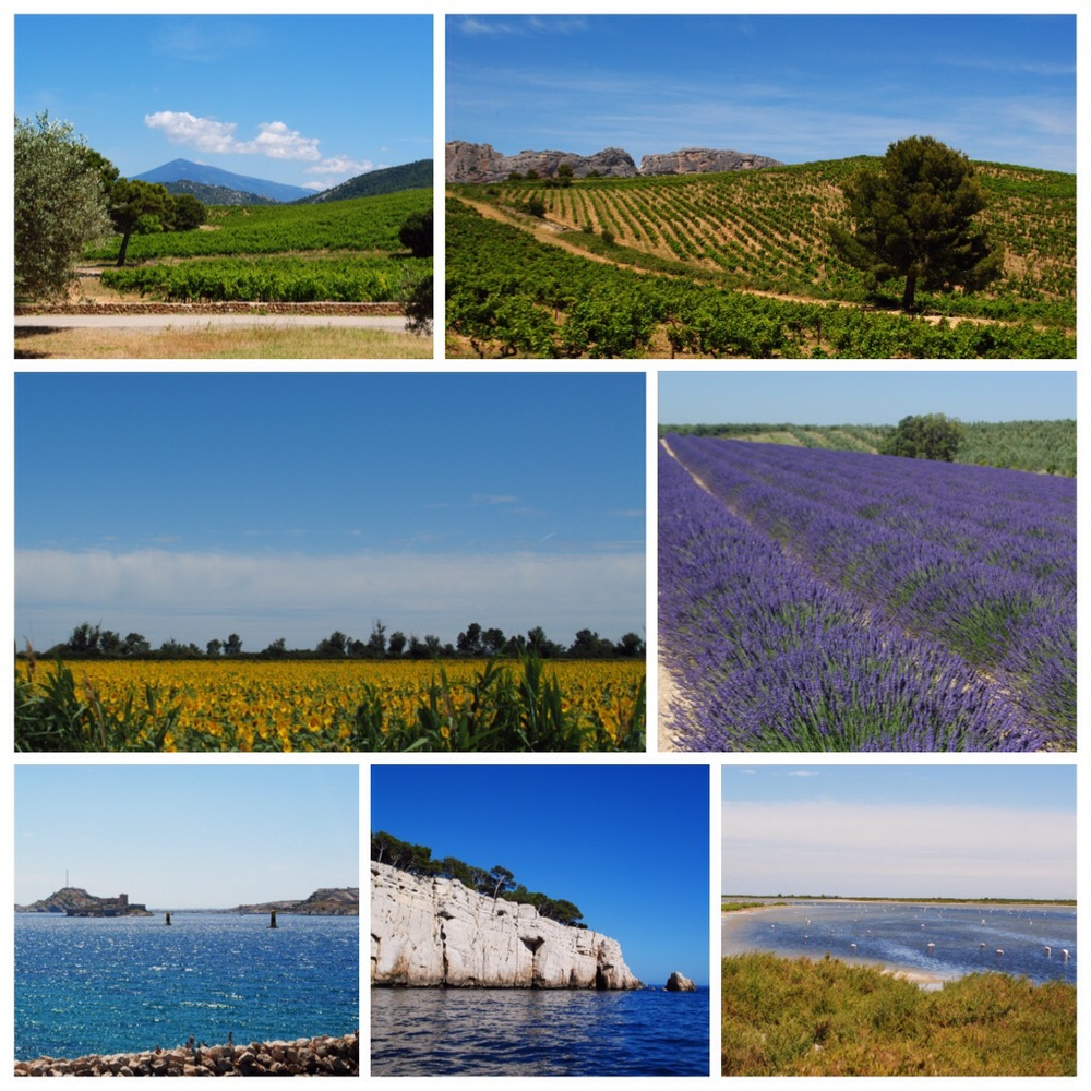 Provence!  Again, just a sampler...