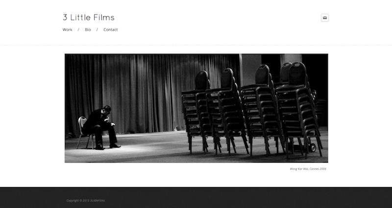 Film Director's Portfolio