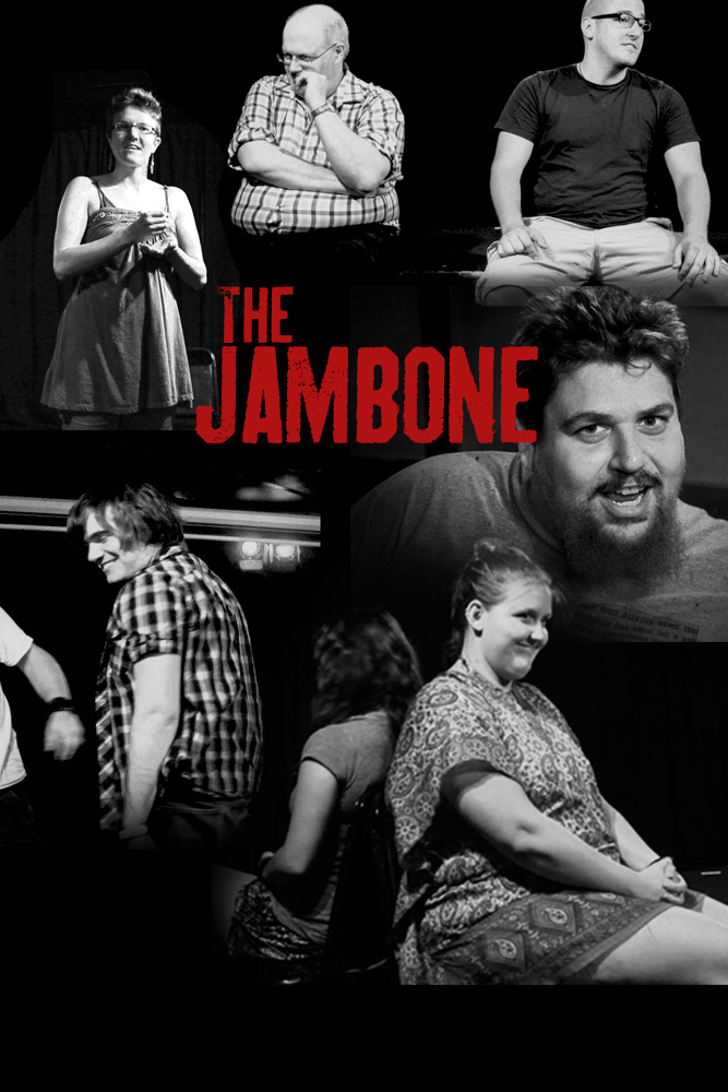 MONDAYS 9:30 PM- A free improv jam. Get up and play, or sit back and watch. Hambones Restaurant. All ages.