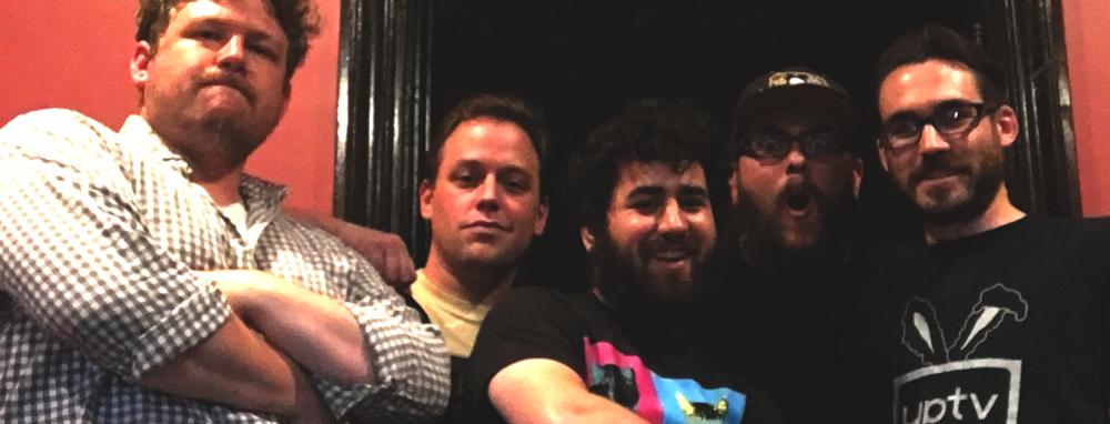 Garrett Titlebaum, Ian Insect, Ryan Garasich, , Brandon Schell, Harry Gilliland