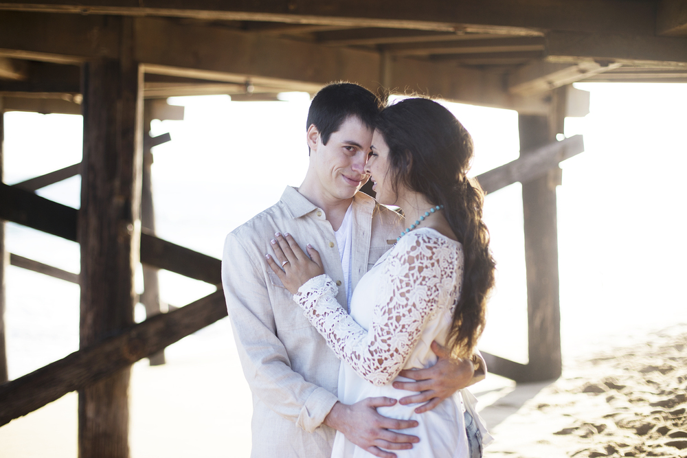 #engagement #socal #beach