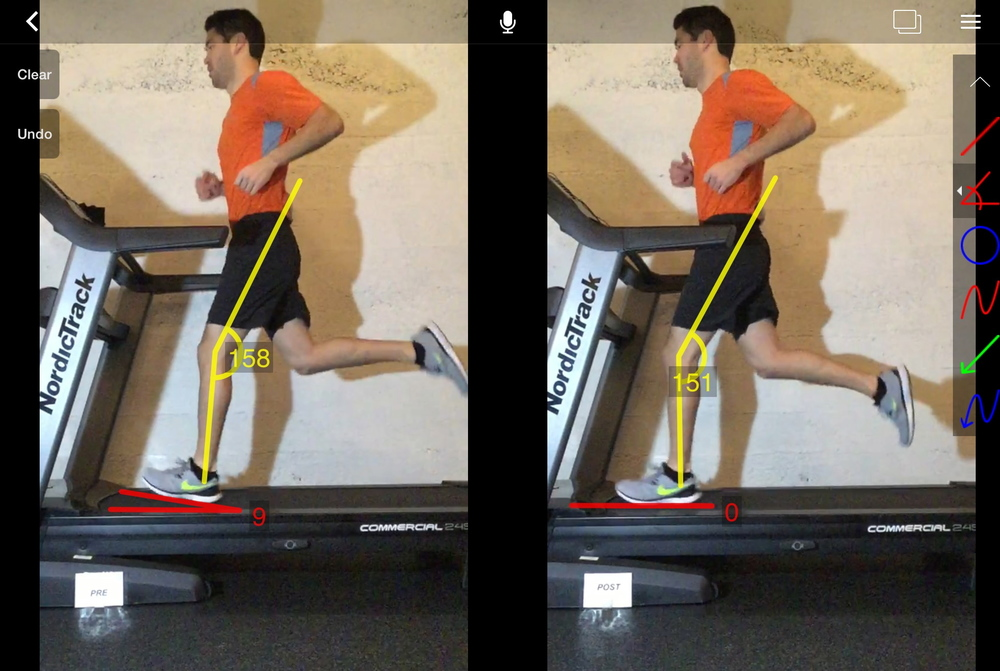 Copy of Copy of IMMEDIATE RESULTS IN CHANGING FOOTSTRIKE AND LEG ANGLE!