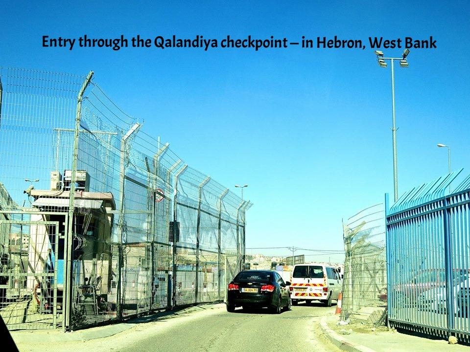 entry through the Qalandiya checkpoint — in Hebron, West Bank.jpg