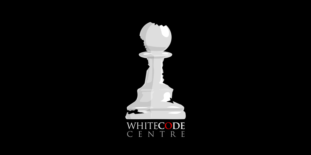 Our logo which is a pawn from the game of chess holds a significant message - it represents the ordinary citizen.  Throughout the years, citizens have been at the receiving end of mass atrocities. Those in authority, who most times due to things they do or fail to do, are responsible for these atrocities, end up being protected by all means even at the cost of the masses. The chipped edges of our logo symbolize the violations and brokenness suffered by citizens.  White Code Centre is about promotingaccountability and the respect for the dignity of every human person by creating awareness on these needless atrocities
