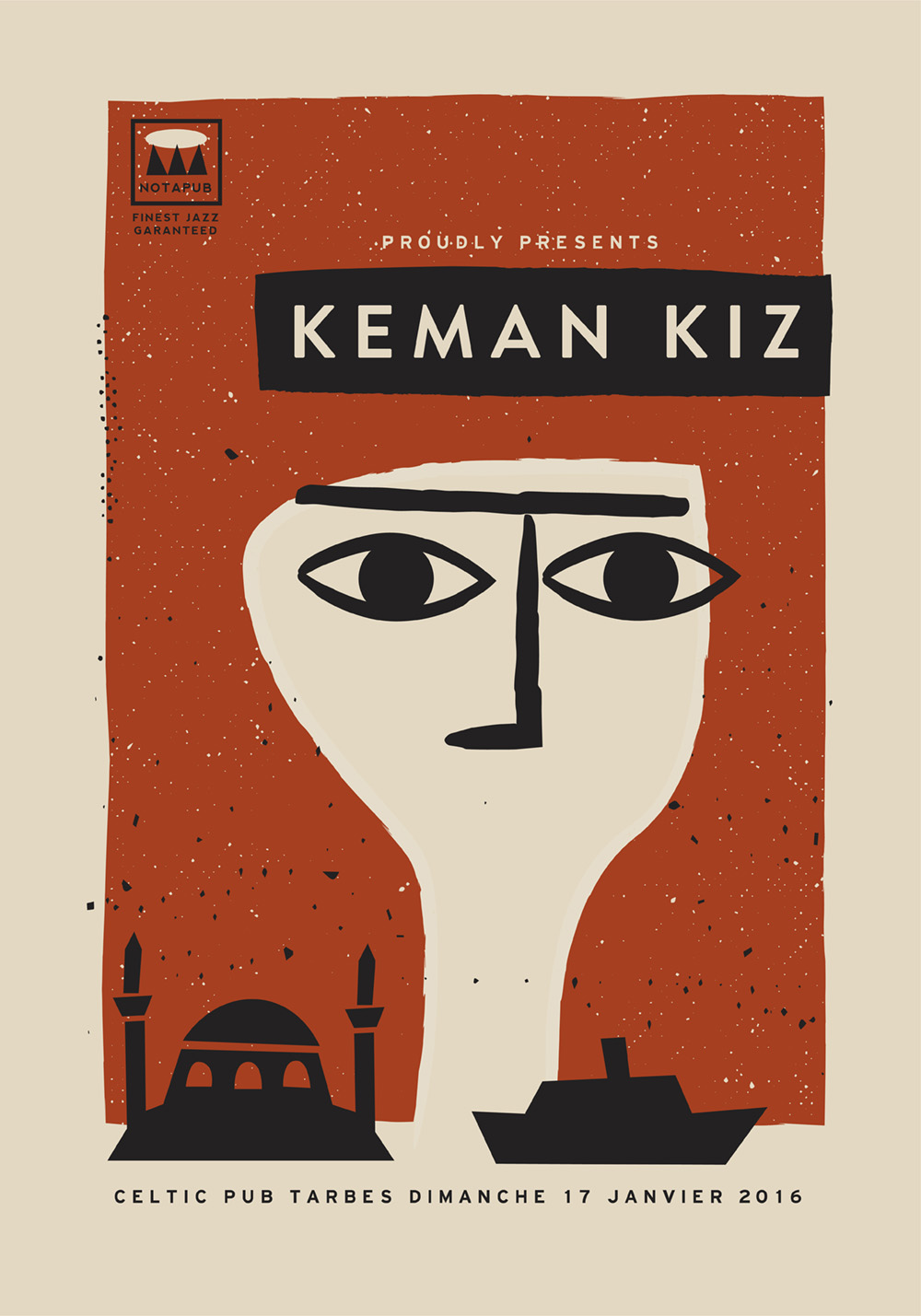 KEMAN KIZ • Disponible sur le shop  • Available in the shop