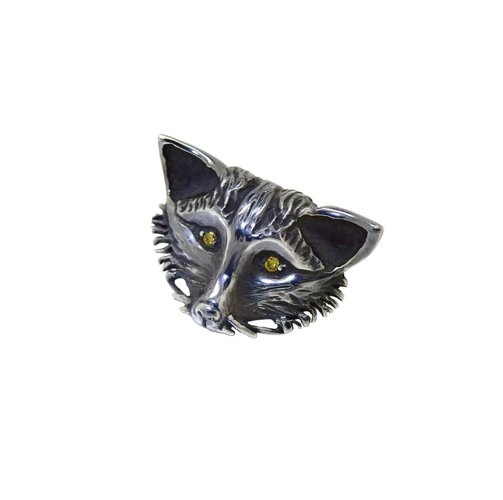 FOX by Struthers London Stud Pin £425