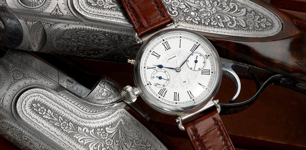 Discover Struthers bespoke watchmaking
