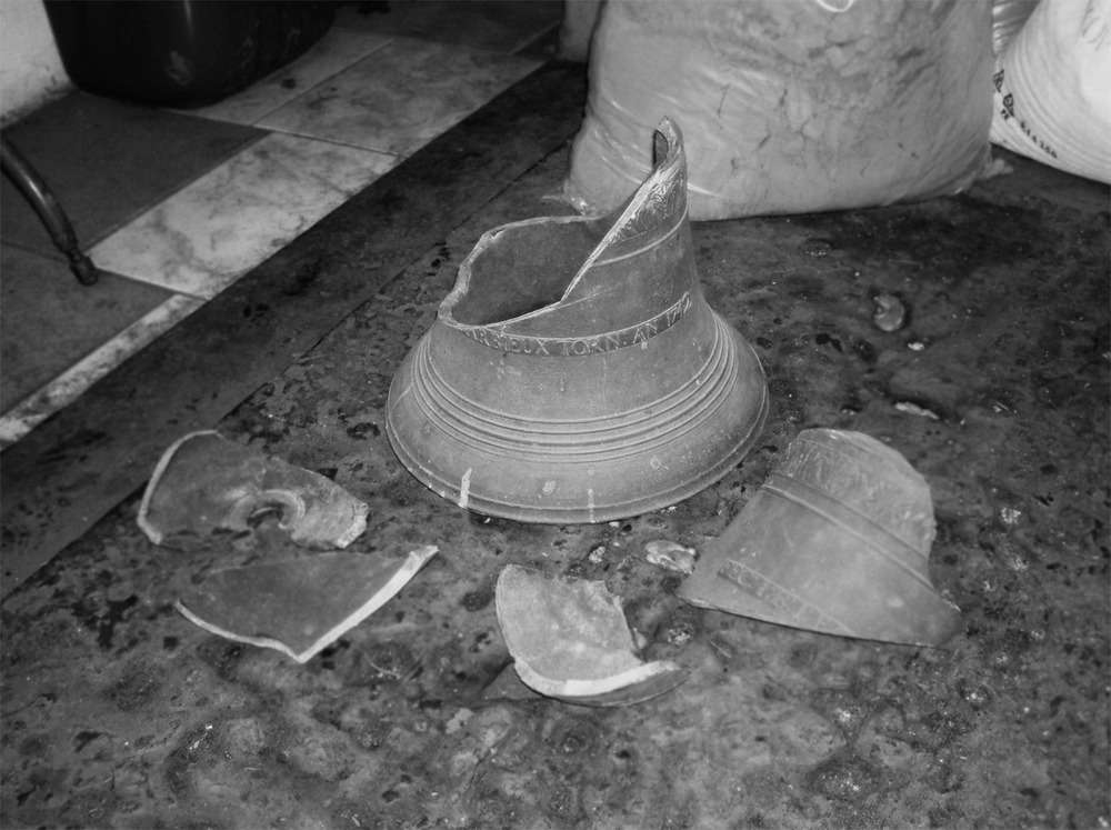Broken bell