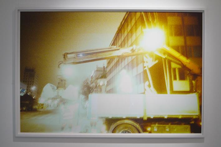 Landskab, 2011, 85 x 126 cm. Inkjet print in custom frame.Edition of 2 + 1 ap.