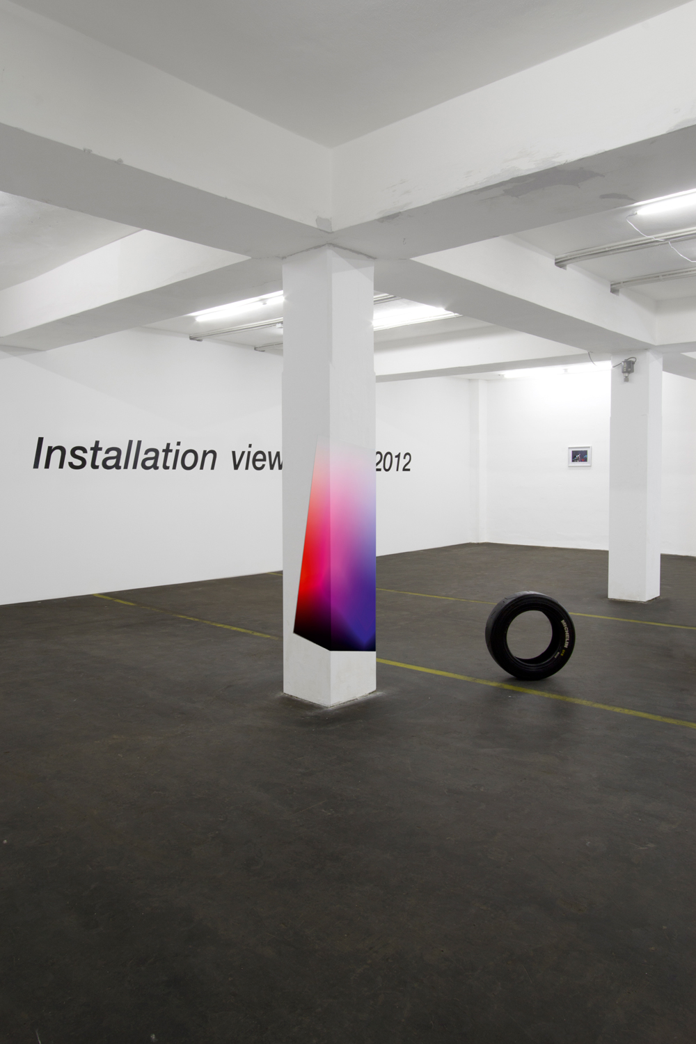 Exhibition view from Fool Disclosure