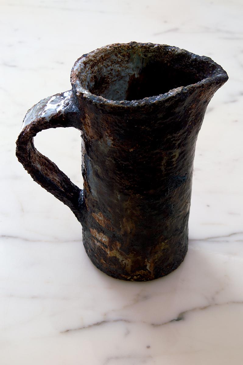 Ceramic (glazed stoneware) Natsuko Uchino, 2013 14x14x28 cm