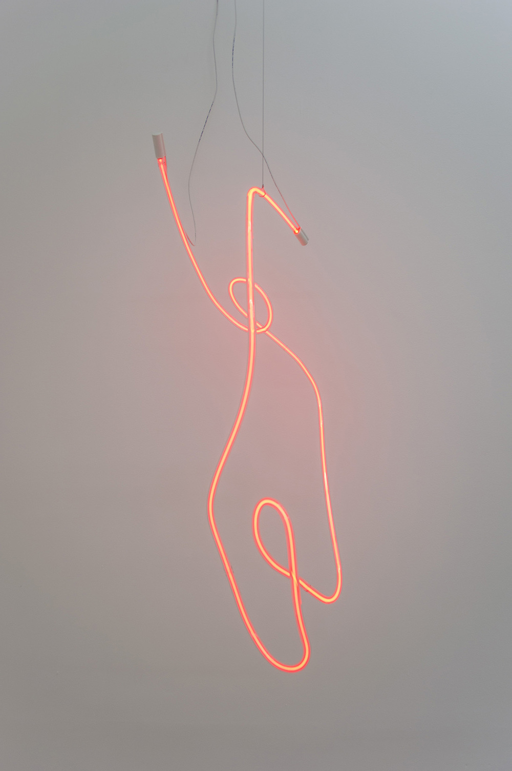 Psippha  2014 Dimensions variable Neon light