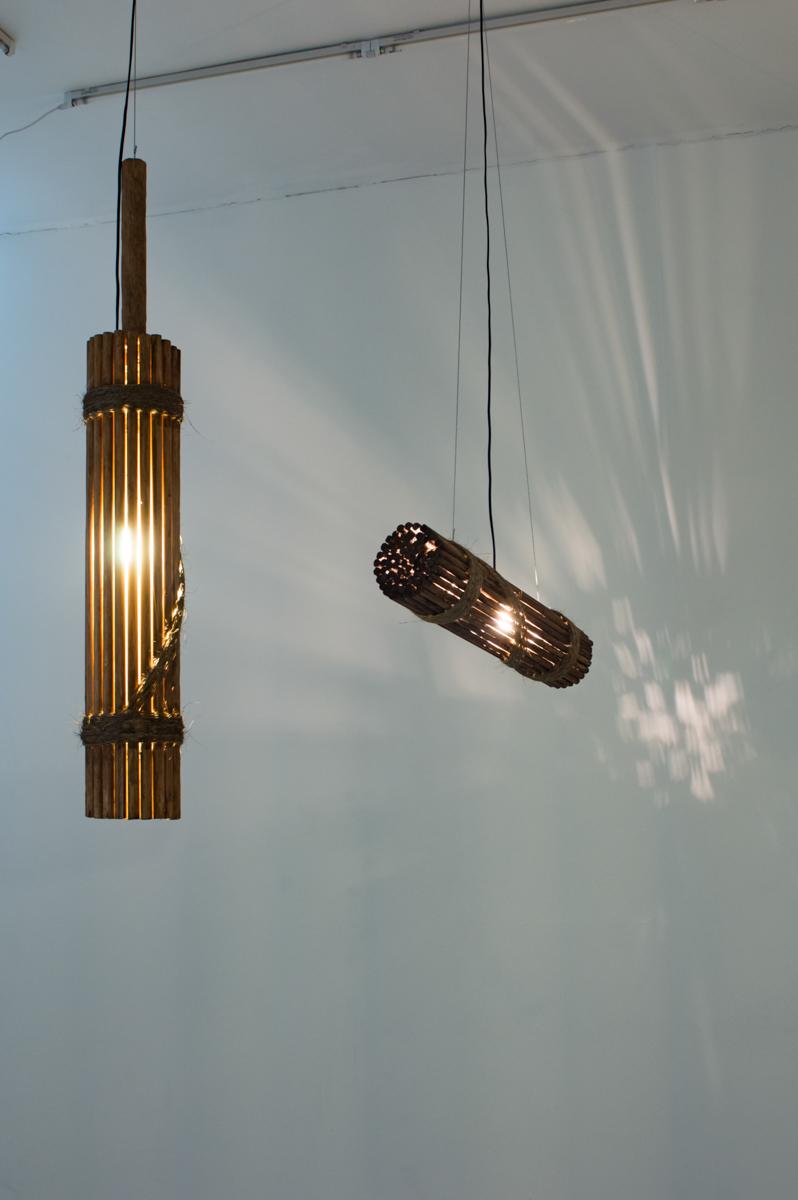 Lamp #5, Lamp #4