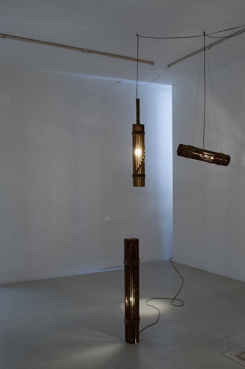Lamp #3, Lamp #5, Lamp #4