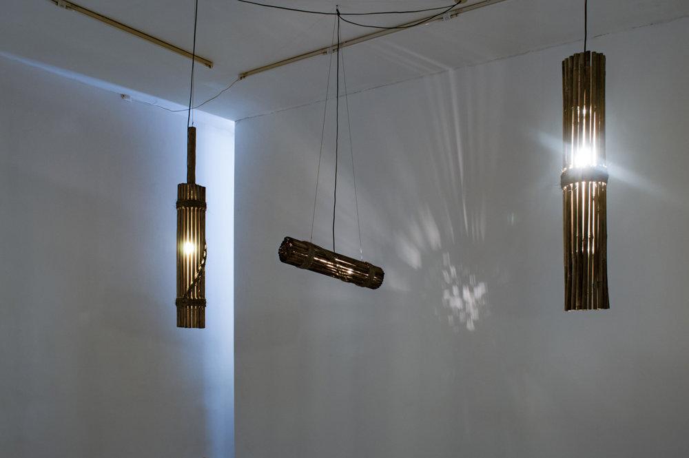 Lamp #5, Lamp #4, Lamp #2