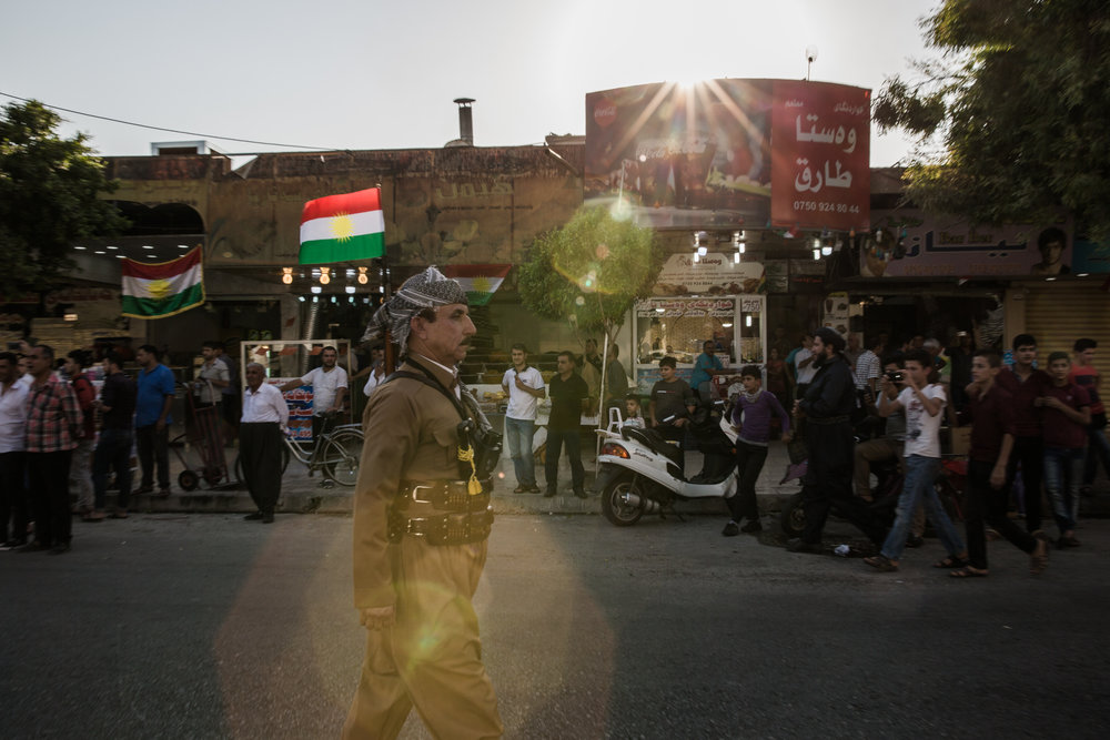 Iraqi Kurdistan, territory in crisis, uncertain future - M Le Magazine du Monde