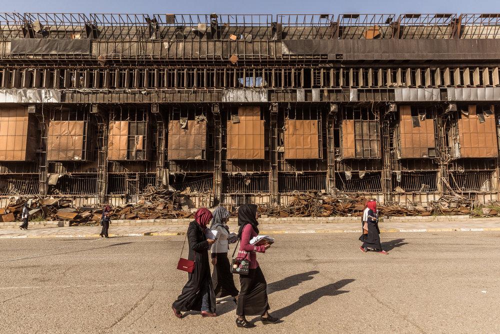 Mosul open book - Le Figaro Magazine