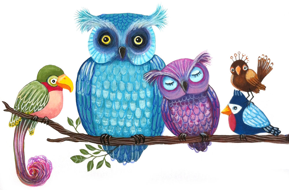 Welcome tothe website of award-winning illustrator Cassandra Allen - *online Store soon!