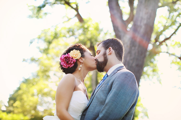 Amanda and chad wedding