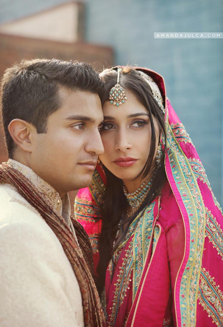 Nadia and will wedding
