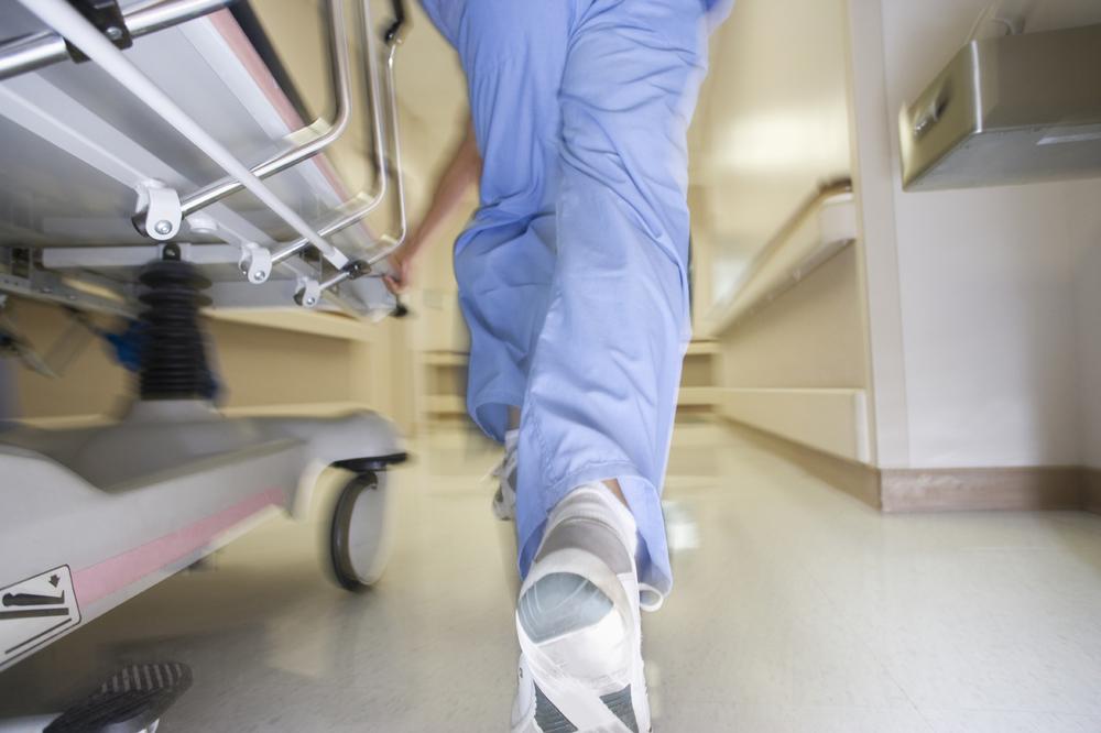 gurney nurse