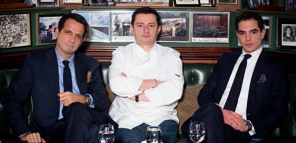 Paulo de Tarso, Maurizio Morelli & Nicholas Jaouen.