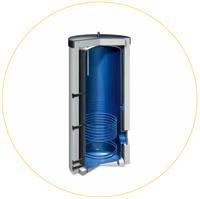 Réservoir solaire IBS-PU