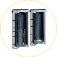 IPSX e IPSX-GWT         buffer storage tank