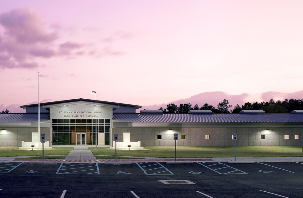 Bogalusa Readiness Center exterior