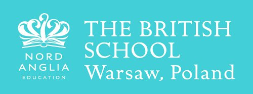 British school logo