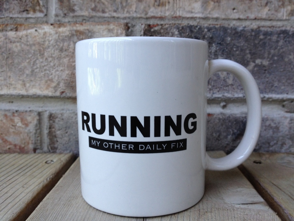 Running - My Other Daily Fix Mug