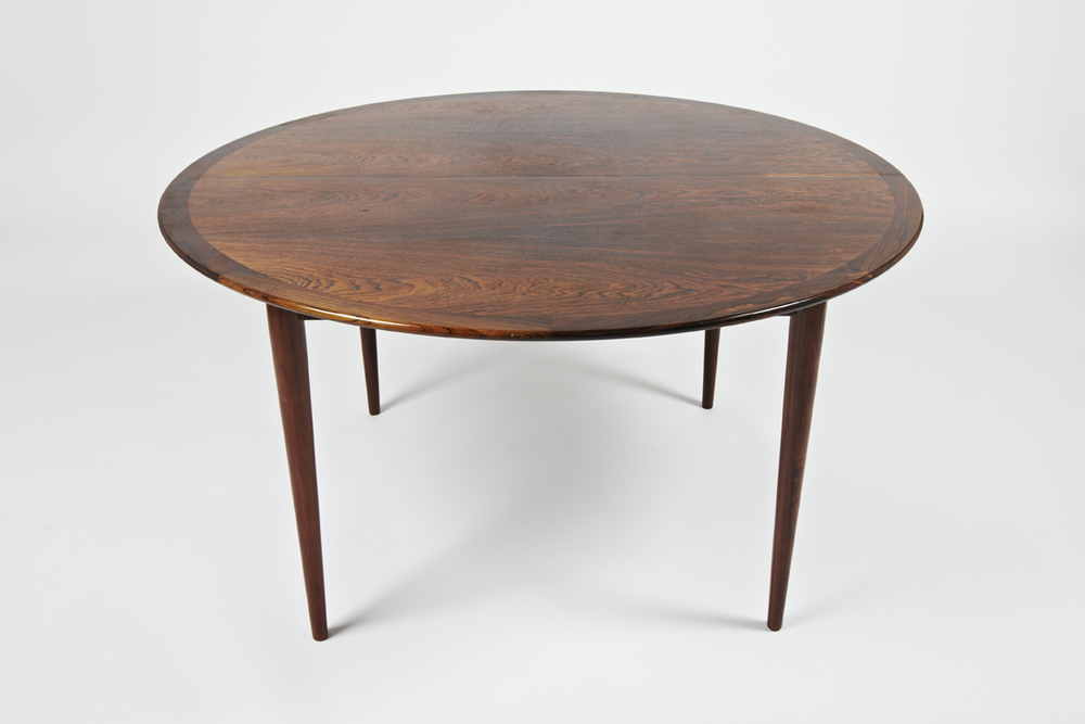 G Jalk 1961 Dining Table • made 1961 - 1969