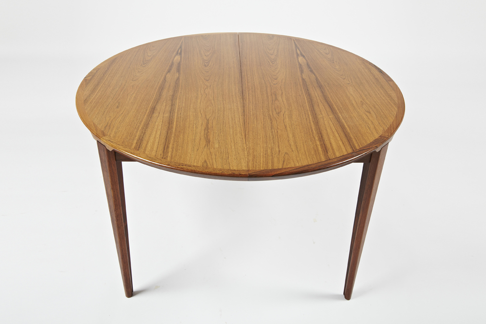 R Hansen 1955 Dining Table • made 1955 - 1969