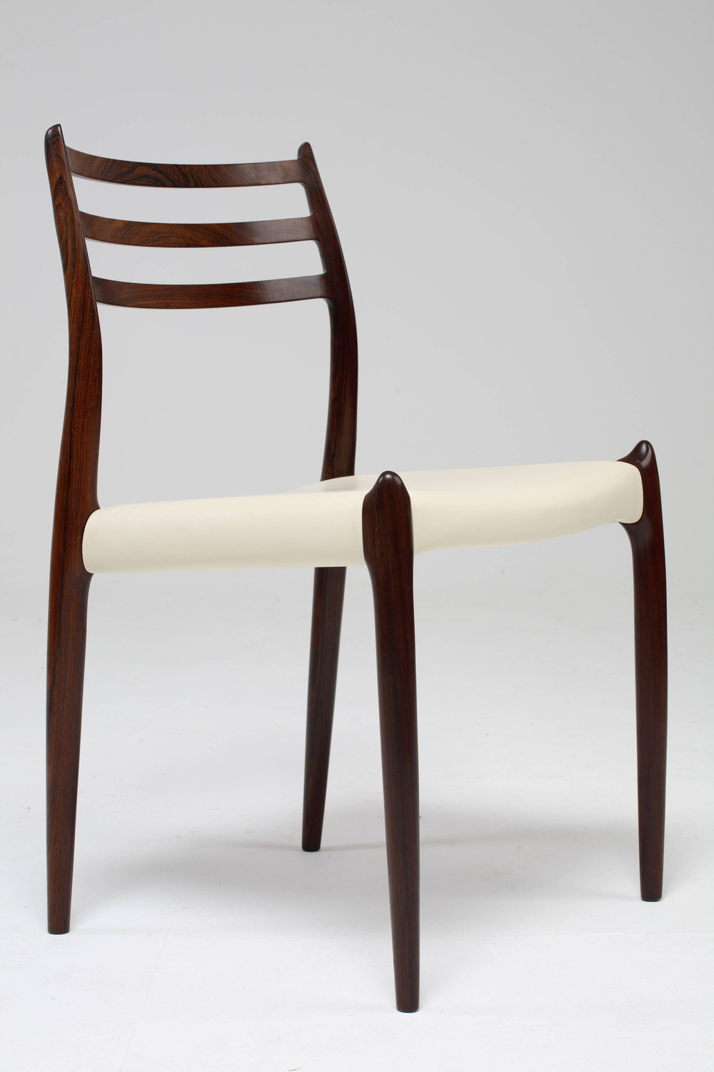N O Moller 1962 Dining Chair • made 1962-90 •