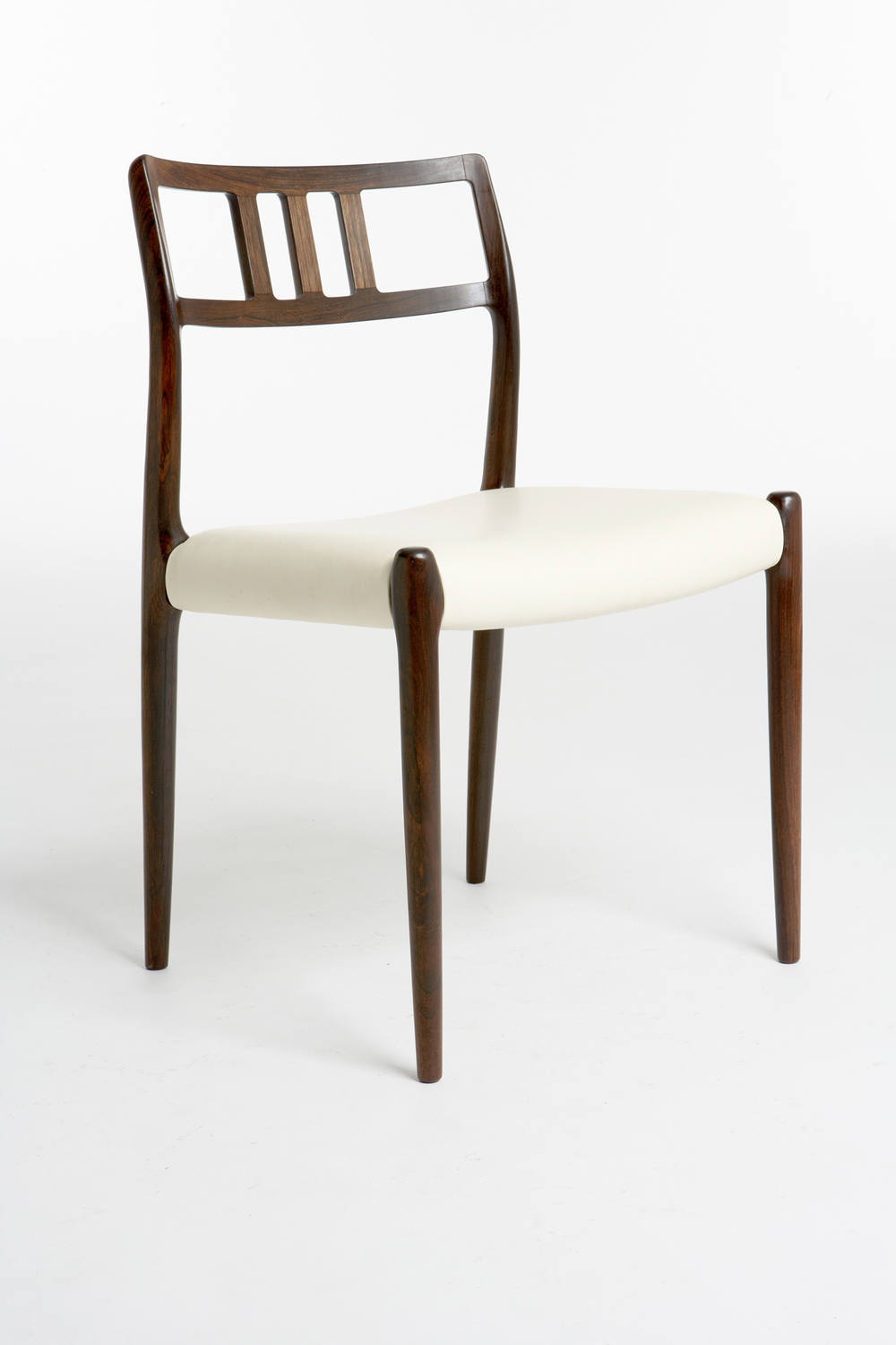 N O Moller 1966 Dining Chair • made 1966-90 •