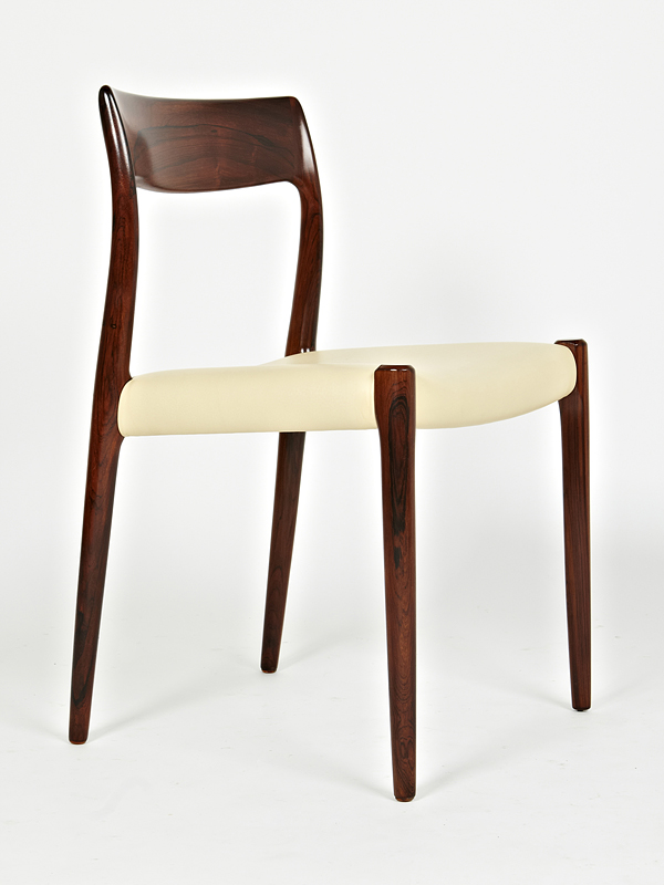 N O Moller 1958 Dining Chair • made 1958-69 •