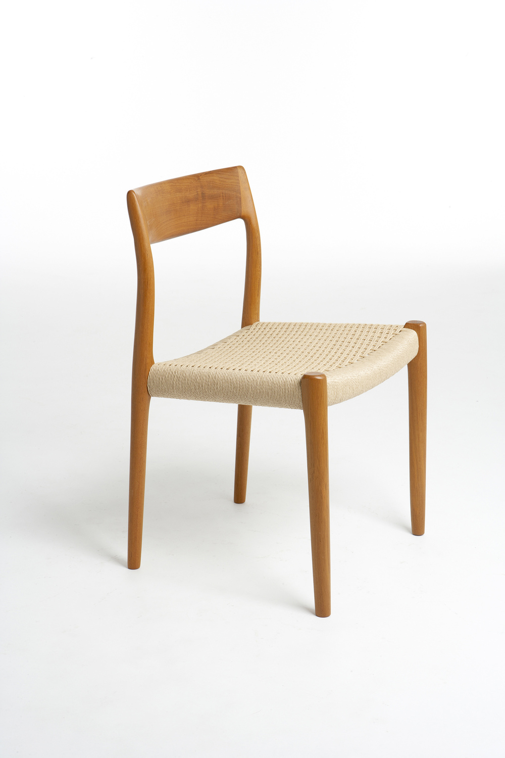 N O Moller 1958 Dining Chair