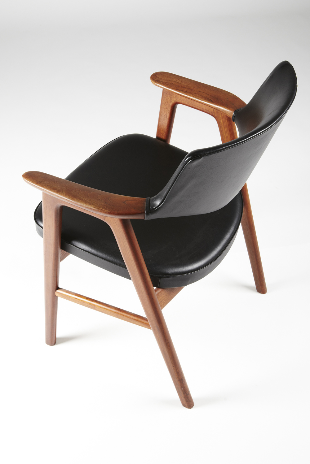 E Kierkegaard 1955 Armchair • made 1955-69 •