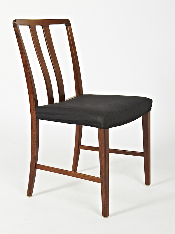 P Pedersen 1940s Dining Chair • made 1940-69 •