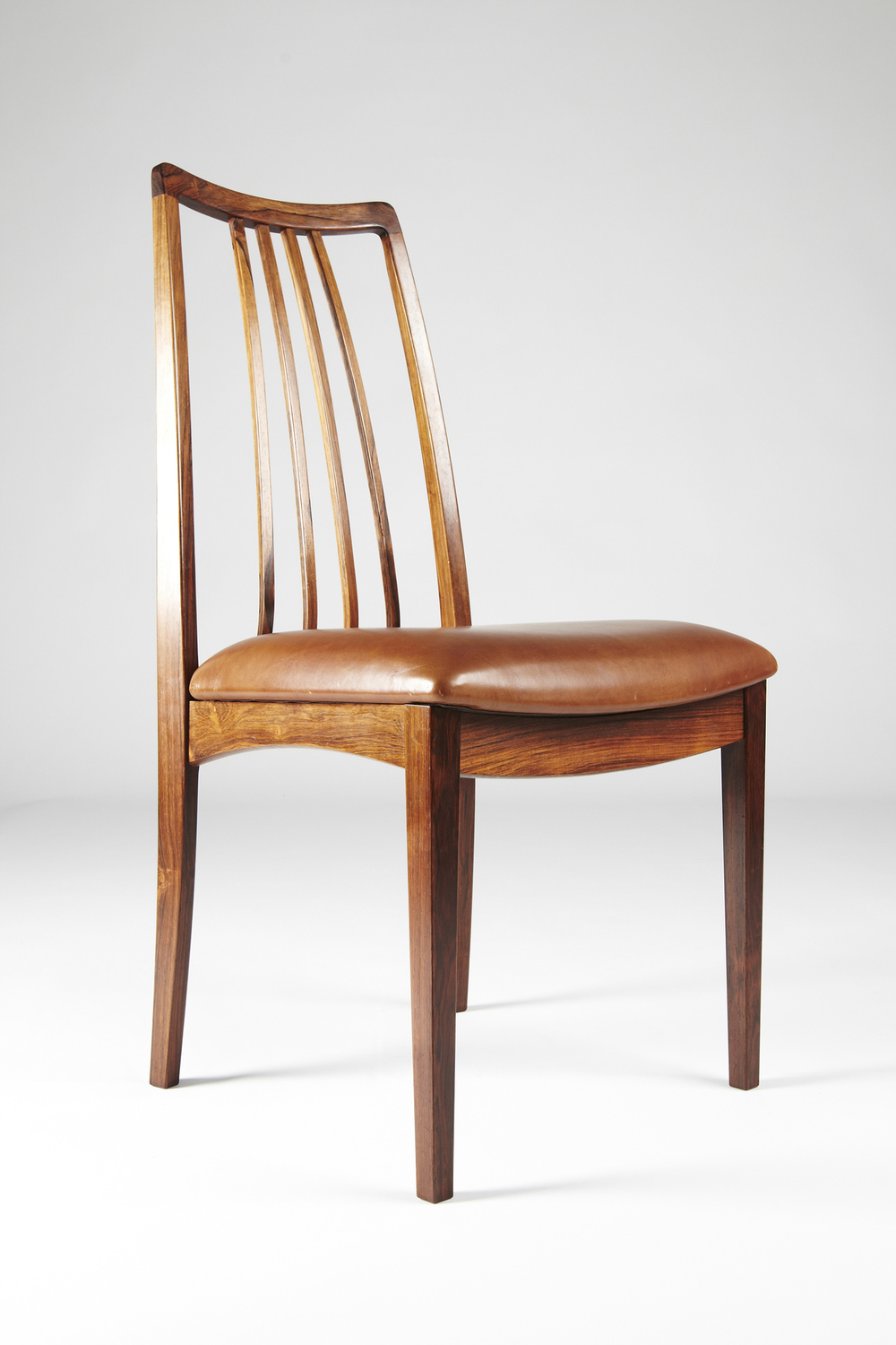 N Kofoed 1956 Dining Chair • made 1956-69 •