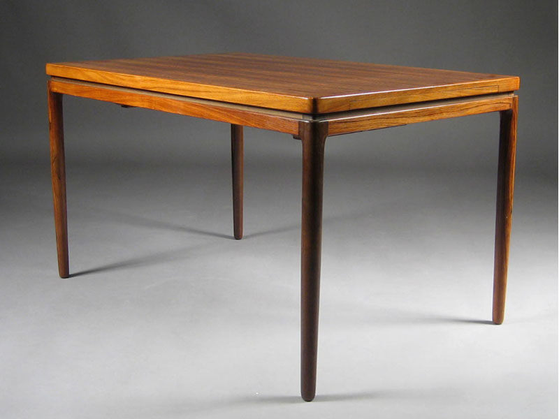 C Linneberg 1962 Small Dining Table  • made 1962-69 •