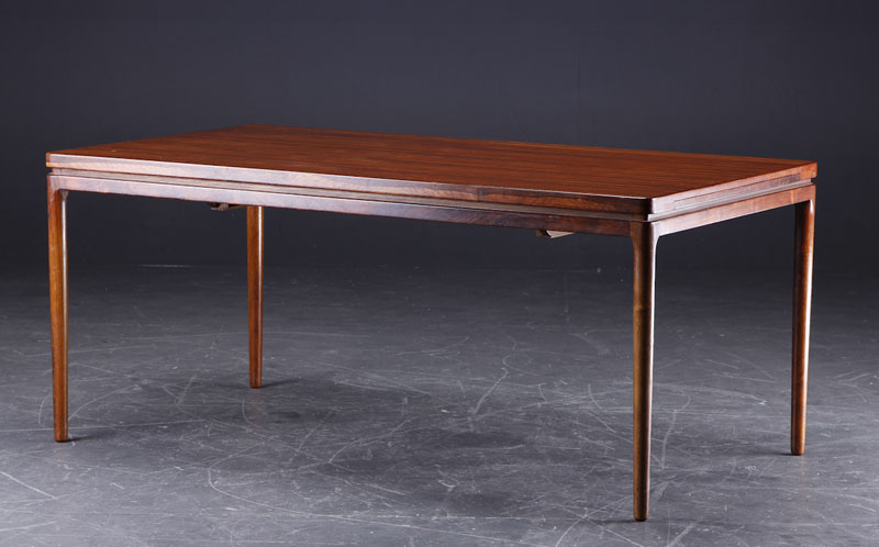 C Linneberg 1962 Large Dining Table • made 1962-69 •