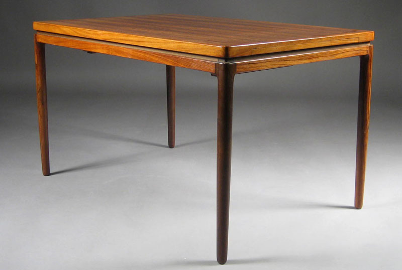C Linneberg 1962 Dining Table • made 1962-69 •