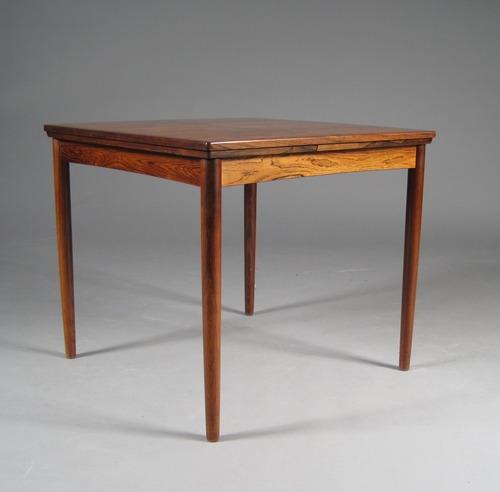 paere dansk vintage dining tables