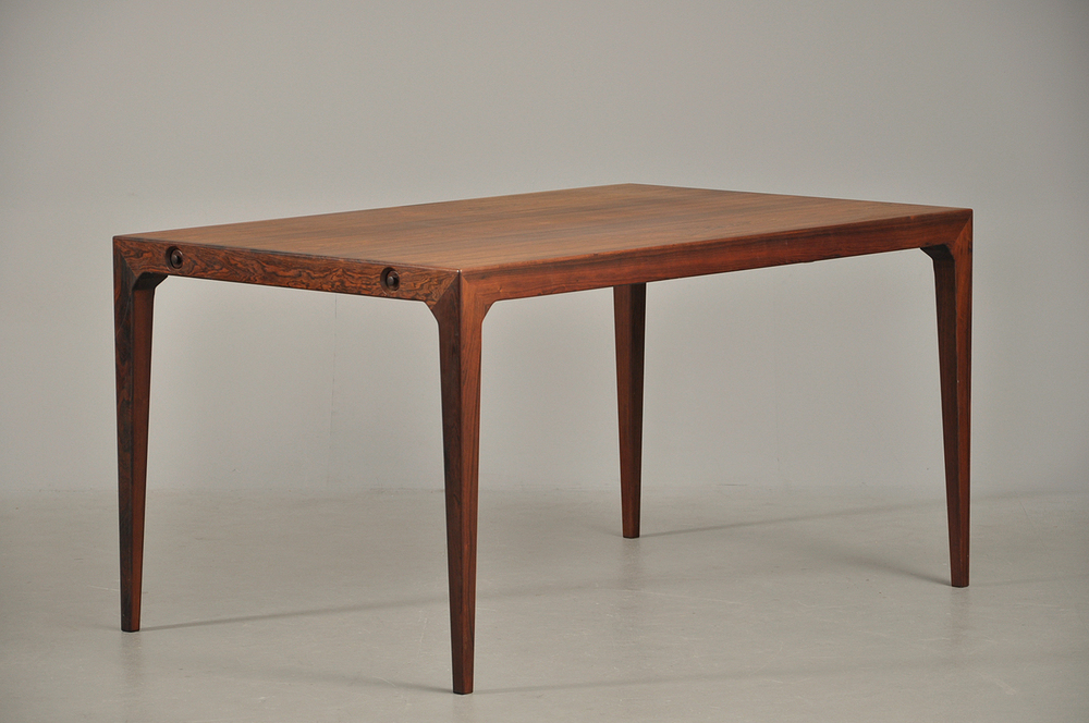 K Kristiansen 1963 Dining Table • made 1963-69 •