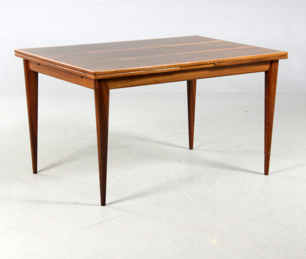 N O Moller 1955 Small Dining Table • made 1955-69 •